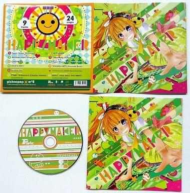 HAPPYMAKER[冊子付] / pichnopop×m*8