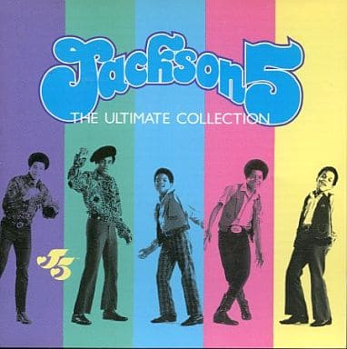 Jackson 5 / THE ULTIMATE COLLECTION[輸入版]