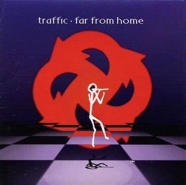 traffic / far from home[輸入盤]