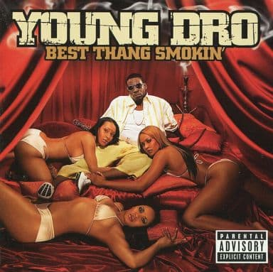 YOUNG DRO / BEST THANG SMOKIN'[輸入盤]