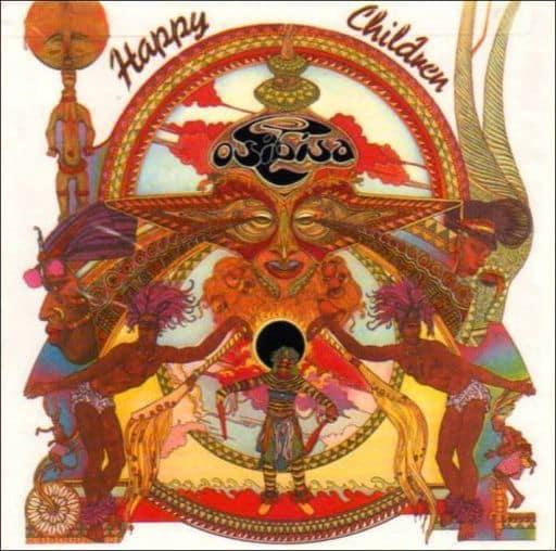 OSIBISA / HAPPY GHILDREN[輸入盤]
