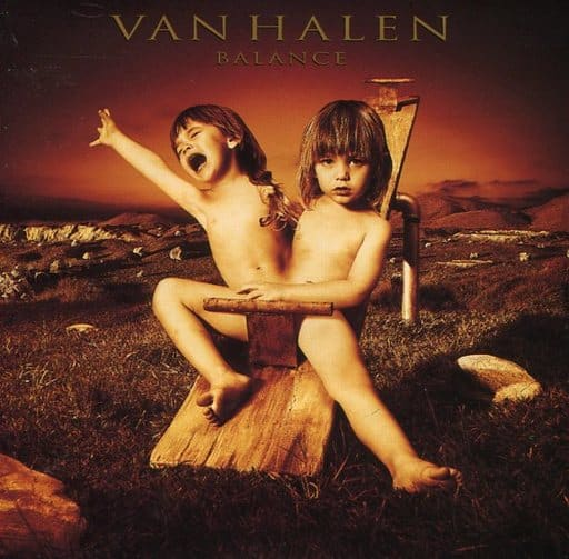 VAN HALEN / BALANCE[輸入盤]