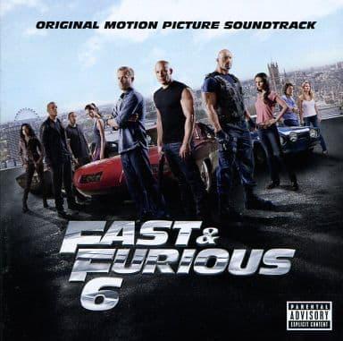 Fast & Furious 6:Original Motion Picture Soundtrack[輸入盤]