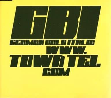 TOWA TEI / GBI German Bold Italic[輸入盤]