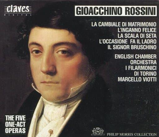 MARCELLO VIOTTI / ROSSINI:THE FIVE ONE-ACT OPERAS[輸入盤]
