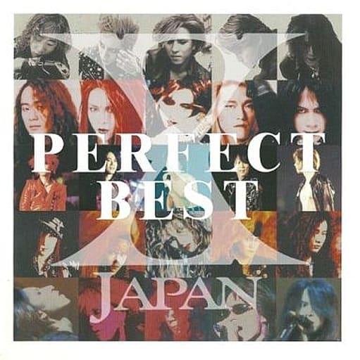 X JAPAN / PERFECT BEST[通常盤]