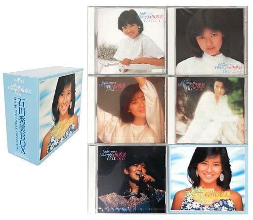 石川秀美 / 石川秀美BOX -COMPLETE SINGLE COLLECTION-