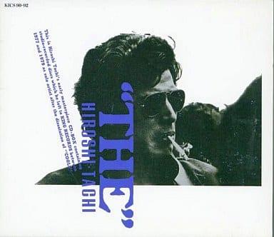 """舘ひろし / """"THE"""" HIROSHI TACHI(廃盤)"""