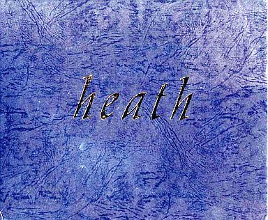 heath(X Japan/heath(ミニ・アルバム+VH