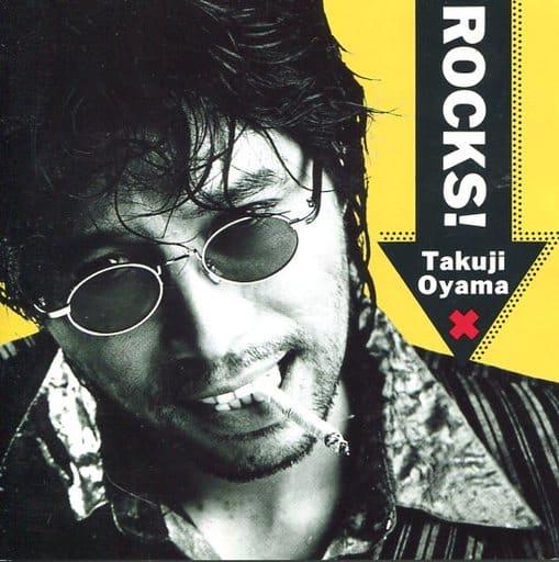 小山卓治 / ROCKS!(廃盤)