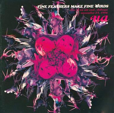 UA / FINE FEATHERS MAKE FINE BIRDS live at on air east,shibuya november 27,1996