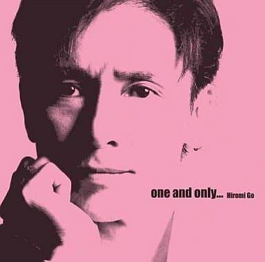 郷ひろみ DVD付初回生産 / one and only...
