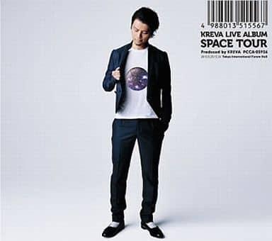 KREVA / LIVE ALBUM 「SPACE TOUR」[DVD付初回限定盤]