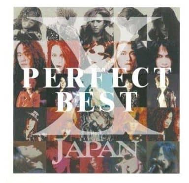 X JAPAN / PERFECT BEST[通常盤](状態:クリアスリーブ・特殊ケース・歌詞カード状態難)