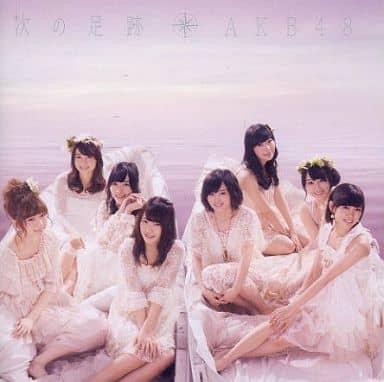 AKB48 / 次の足跡[通常盤B](状態:生写真欠け、ディスクの再生に不具合の出る可能性の傷有り)