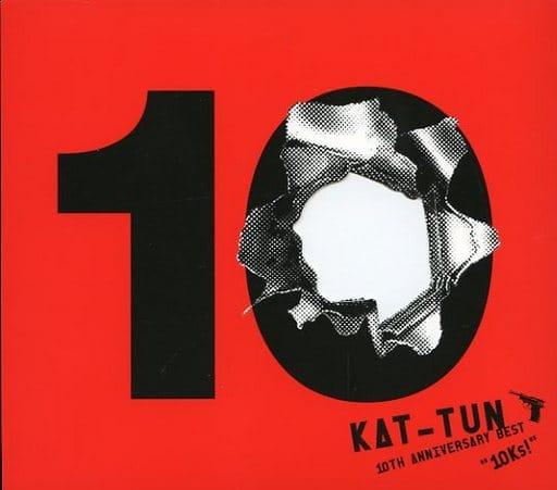 """駿河屋 -<新品/中古>KAT-TUN / 10TH ANNIVERSARY BEST""""10Ks!""""[3CD期間限定盤](邦楽)"""