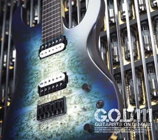GUITARISTS ON DEMAND / G.O.D.111