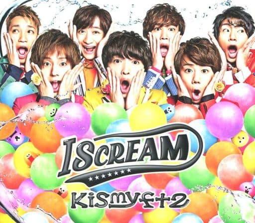 Kis-My-Ft2 / I SCREAM[通常盤]