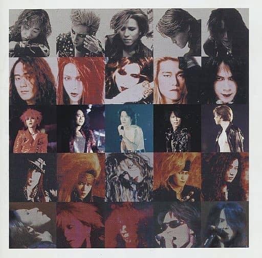 X JAPAN / PERFECT BEST[通常盤](状態:ディスク3・クリアスリーブ欠品)