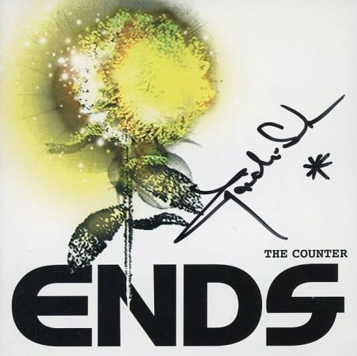 ENDS / THE COUNTER(サイン入り)