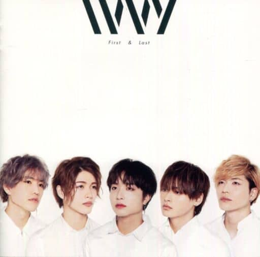 IVVY / First&Last[通常盤]