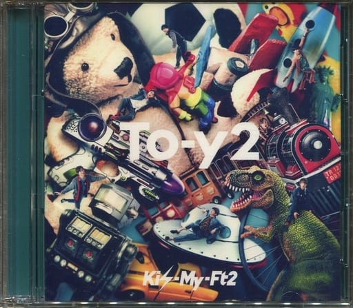 Kis-My-Ft2 / To-y2[DVD付初回盤B]