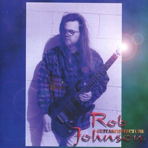 ロブ・ジョンソン / ギターキテクチャー(廃盤)