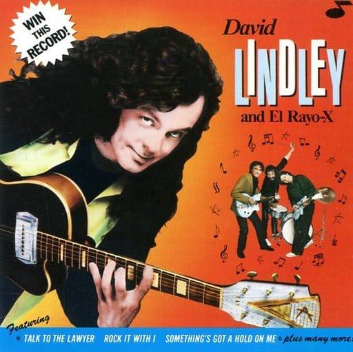 デビッド・リンドレー,エル・ラーヨ・エキ / ウィン・ジス・レコード(廃盤)