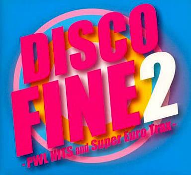 ディスコ ファイン2-PWL Hits and Super Euro Trax-