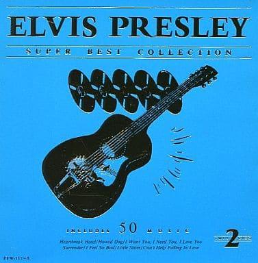ELVIS PRESLEY / SUPER BEST COLLECTION