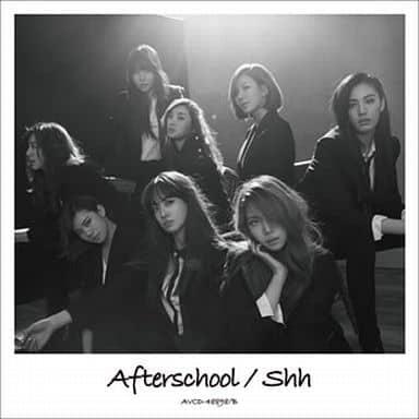 AFTERSCHOOL / Shh[MUSIC VIDEO盤]