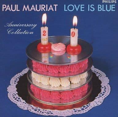ポール・モーリア / あの恋をもう一度-ラブ・イズ・ブルー