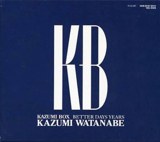 渡辺香津美 / KAZUMI BOX - BETTER DAYS YEARS