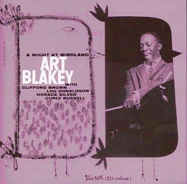 アート・ブレイキー / バードランドの夜 Vol.1
