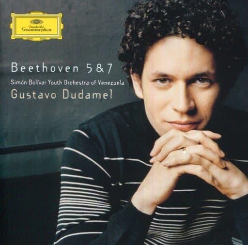 ドゥダメル(グスターヴォ) / ベートーヴェン:交響曲第5番<<運命>>、第7番