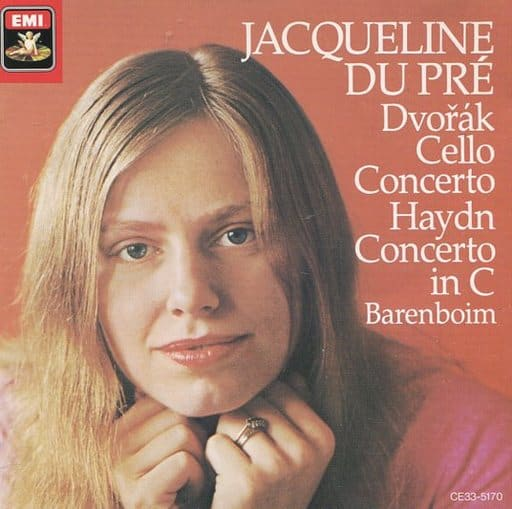 ジャクリーヌ・デュ・プレ / ドヴォルザーク:チェロ協奏曲ロ短調