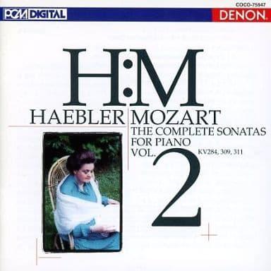 イングリット・ヘブラー(ピアノ) / モーツァルト:ピアノ・ソナタ全集(2)