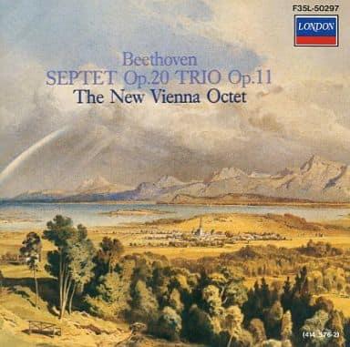 新ウィーン八重奏団員 / ベートーヴェン:七重奏曲 ピアノ三重奏曲「街の歌」