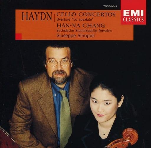 ハンナ・チャン(チェロ)・ジュゼッペ・シノーポリ(指揮) / ハイドン:チェロ協奏曲集