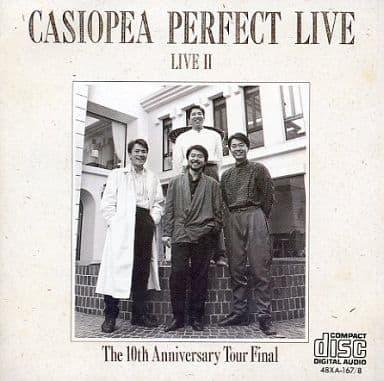 カシオペア / パーフェクト・ライヴ LIVE II(廃盤)