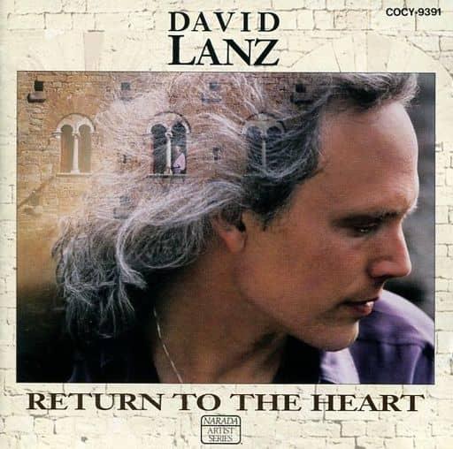 DAVID LANZ / RETURN TO THE HEART