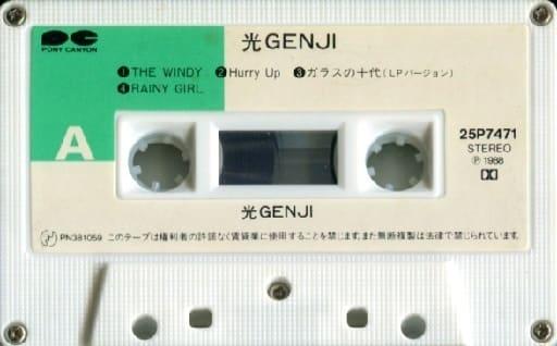 光GENJI / 光GENJI(状態:ミュージックテープのみ)