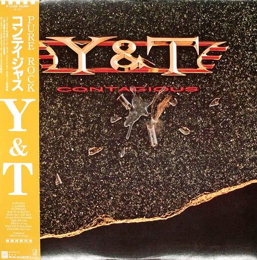 Y & T / CONTAGIOUS[帯付]