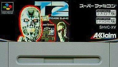 T2ザ・アーケードゲーム(3DSTG) (箱説なし)