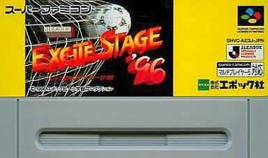 u'96 Jリーグエキサイトステージ (SPG) (箱説なし)