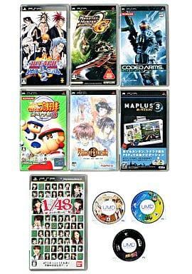 じゃんく PSPソフト10本セット
