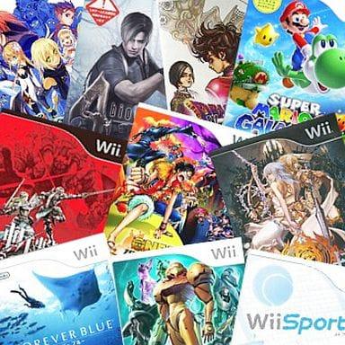 じゃんく Wiiソフト 10本セット
