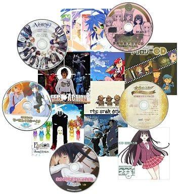 じゃんく アニメ系CD 50枚セット