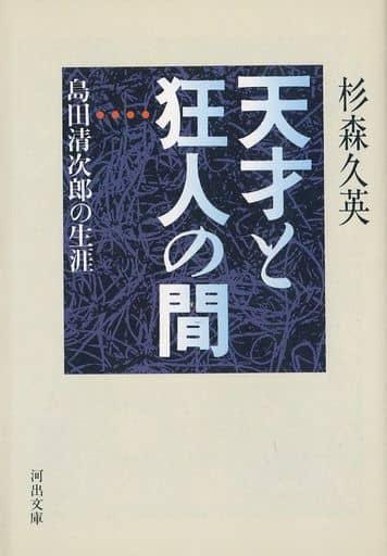 <<日本文学>>> 天才と狂人の間 島田清次郎の生涯