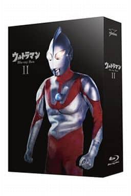 ウルトラマン Blu-ray BOX Ⅱ